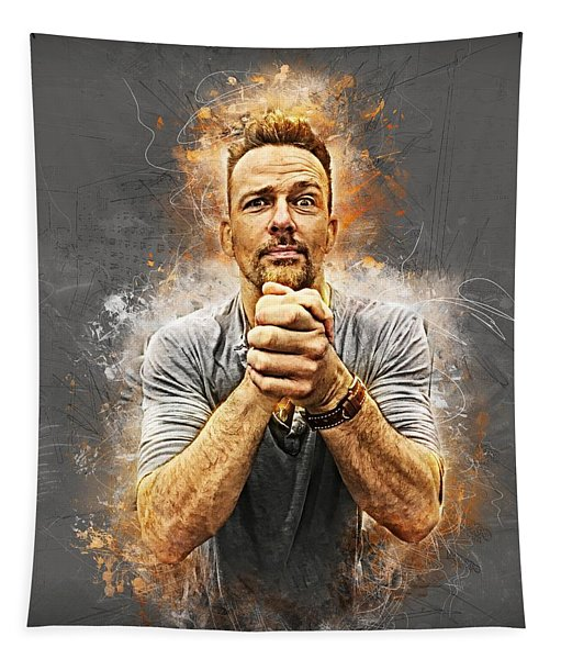 Earnestly Flanery Tapestry