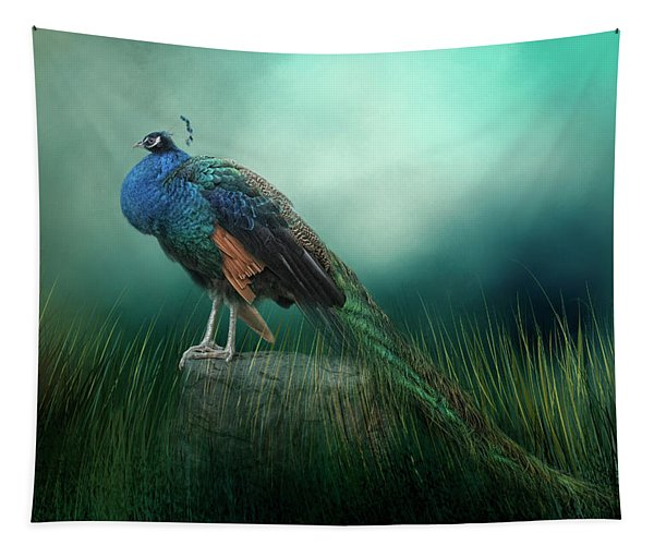 Enchanted Beauty  Tapestry