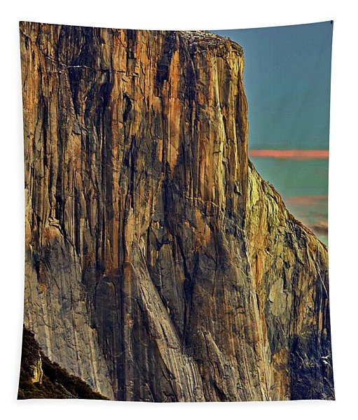 First Light - El Cap Tapestry