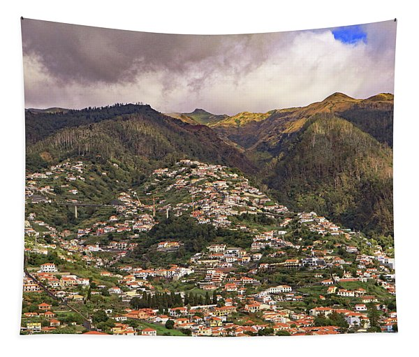 Funchal Madeira Tapestry