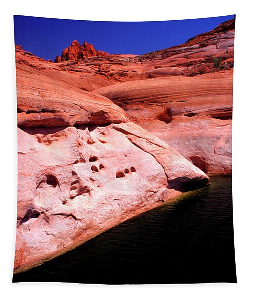 Glen Canyon Colors Tapestry