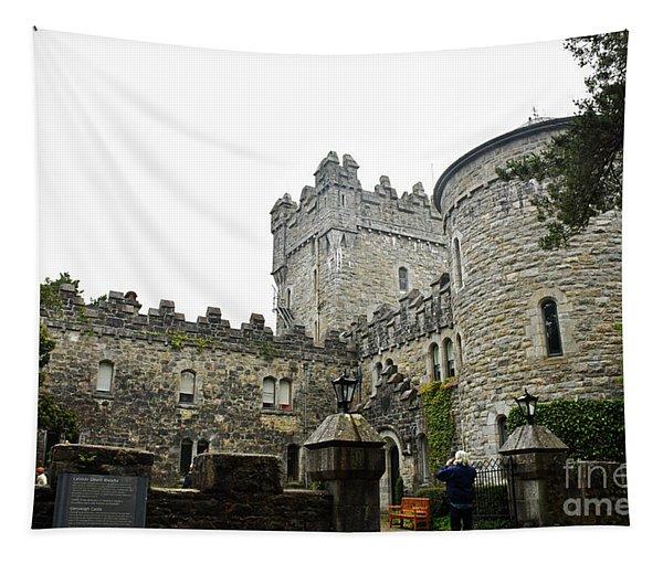 Glenveagh Castle Front Tapestry