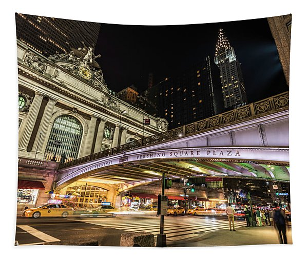 Grand Central Terminal Tapestry