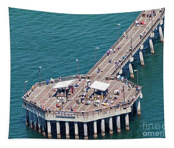 Gulf State Park Pier 7467 Tapestry
