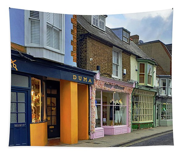 Harbour Street Tapestry