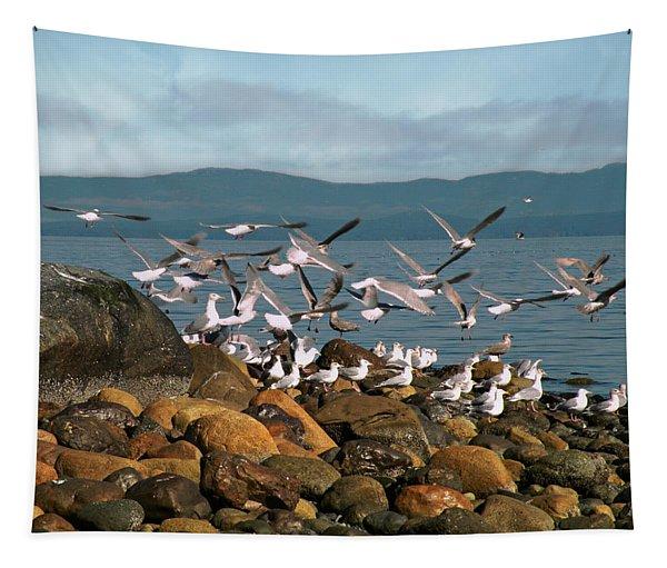Herring Season Tapestry