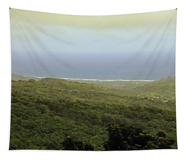 Highland View Tapestry