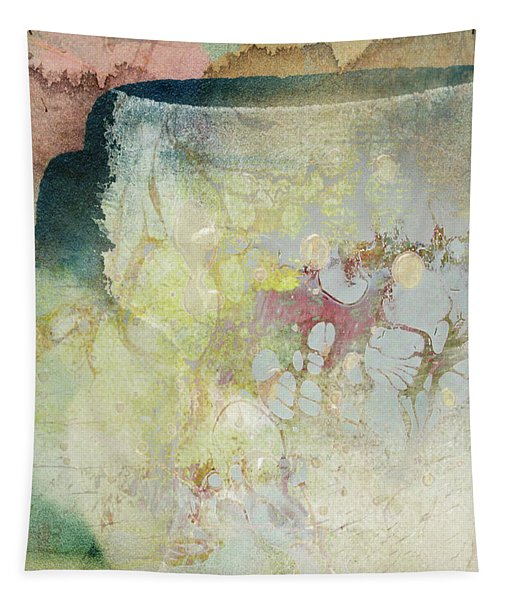 Hold My Veil Tapestry
