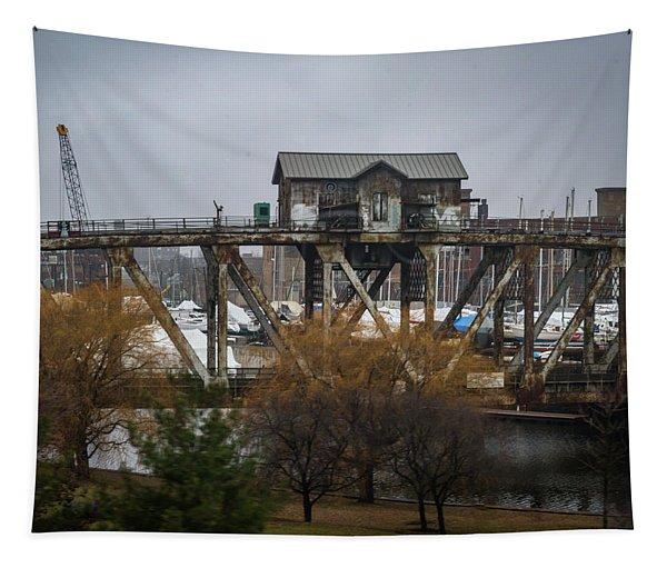 House Bridge Tapestry