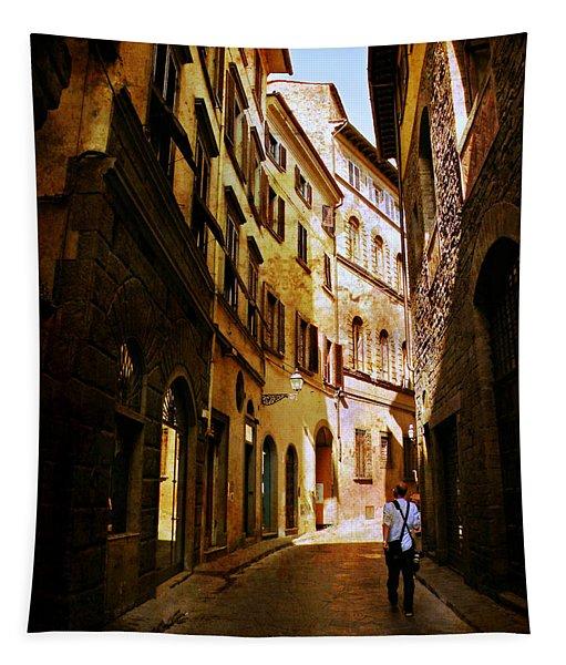 Il Turista Tapestry