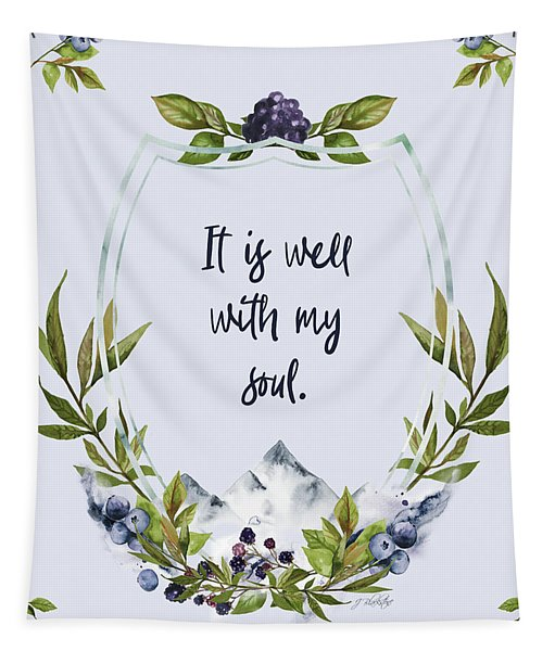 It Is Well With My Soul - Kindness Tapestry