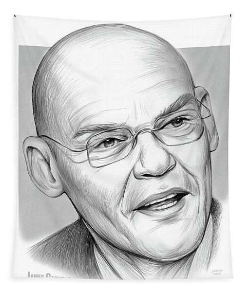 James Carville Tapestry