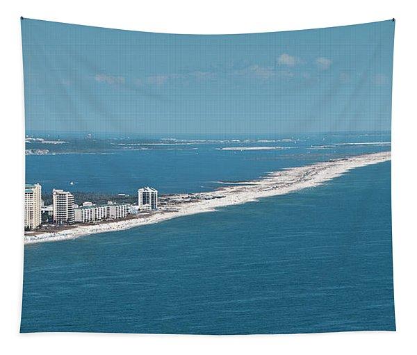 Johnson Beach Tapestry