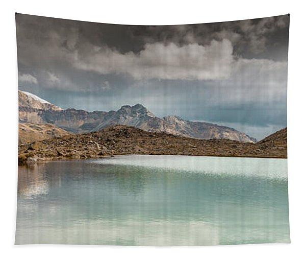 Laguna Huarapasca Tapestry