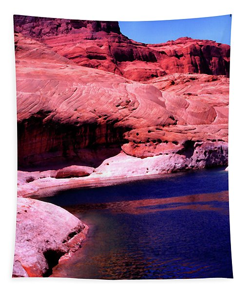 Lake Powell Red Rocks Tapestry