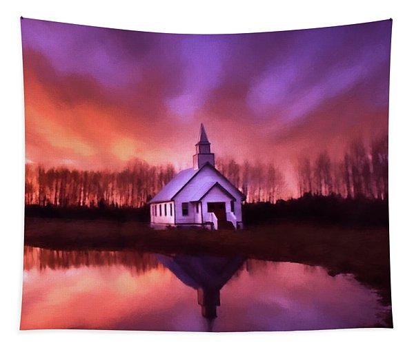 Light In The Dark - Hope Valley Art Tapestry