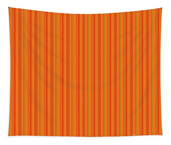 Lines In Retro Color Background - Dde620 Tapestry