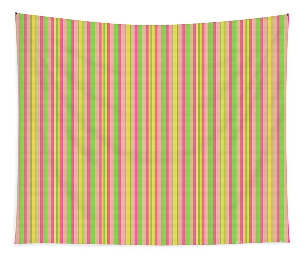 Lines Background - Dde603 Tapestry