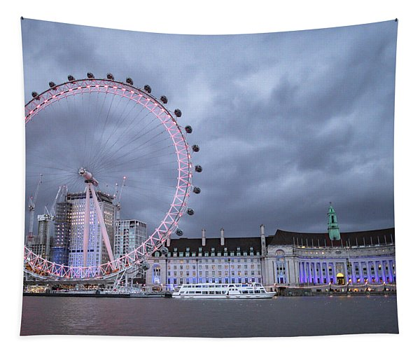 London Eye Tapestry