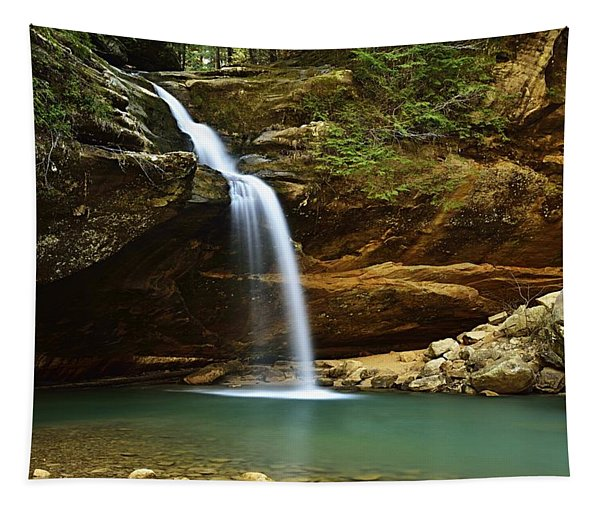 Lower Falls Tapestry