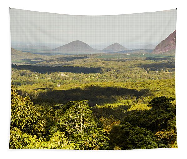 Majestic Maleny And Beyond Tapestry