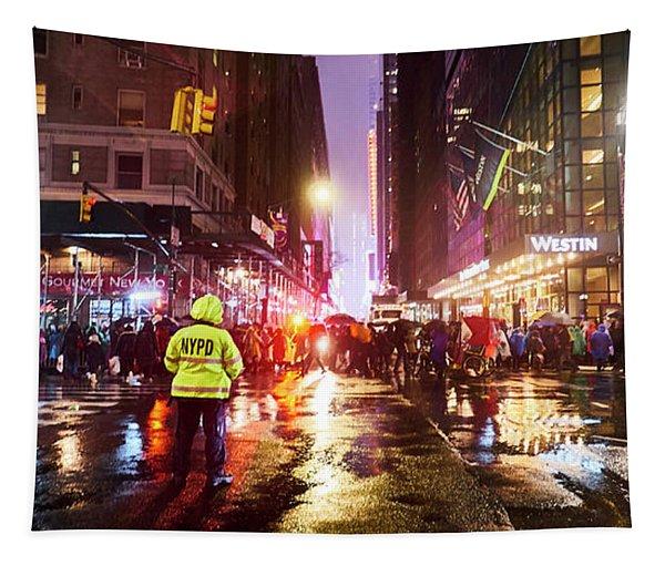 Manhattan Nye Tapestry