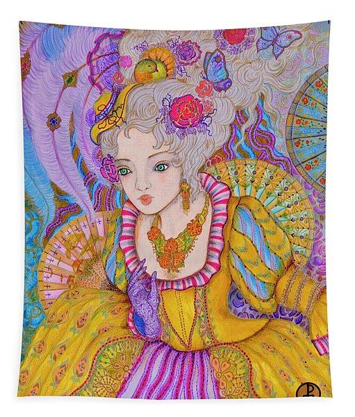 Marie Antinette Tapestry