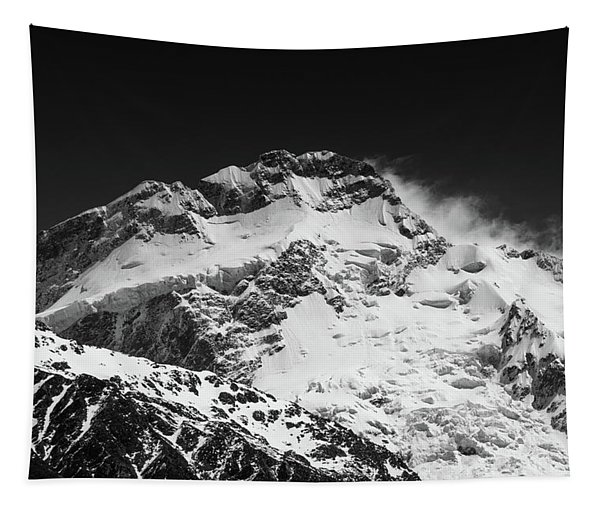 Monochrome Mount Sefton Tapestry