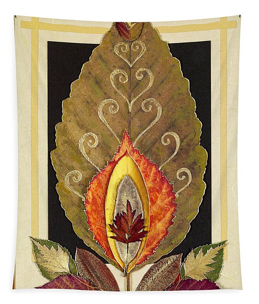 Nature In Balance Tapestry