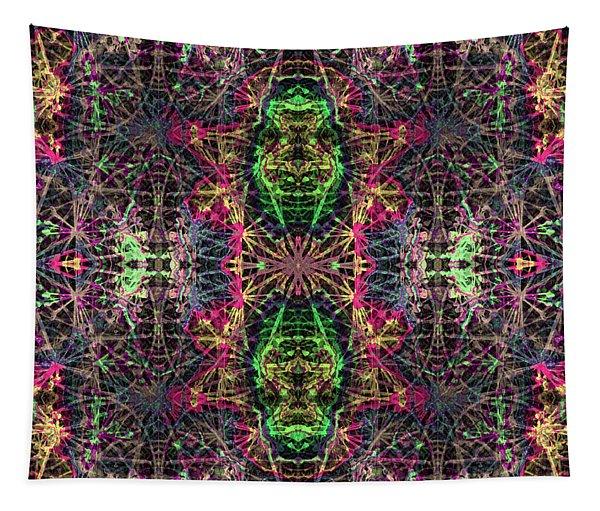 Fractal Organelles, No. 4 Tapestry
