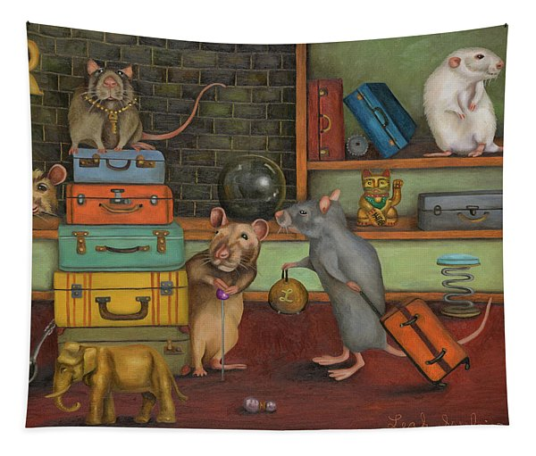 Pack Rat's Tapestry