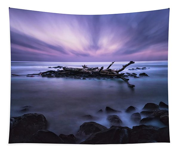 Pastel Tranquility Tapestry
