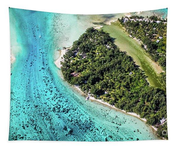 Bora Bora - Pathway To The Ocean Tapestry
