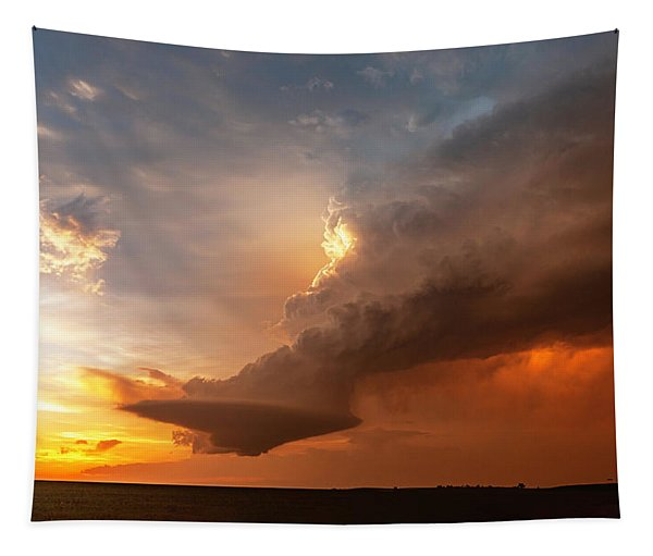 Perfect Sunlight Tapestry