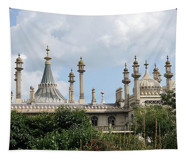 Brighton Royal Pavilion 2 Tapestry