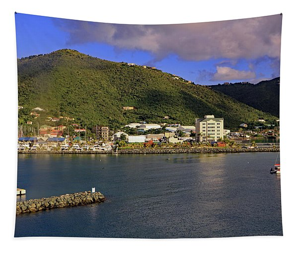 Road Harbour Tapestry