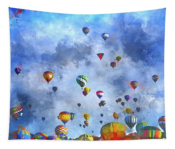 Rough Air Tapestry