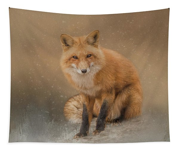 Snow Prince Tapestry
