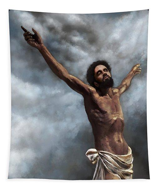 Son Of God Tapestry