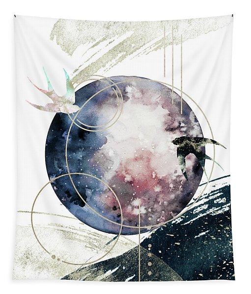 Space Operetta Tapestry