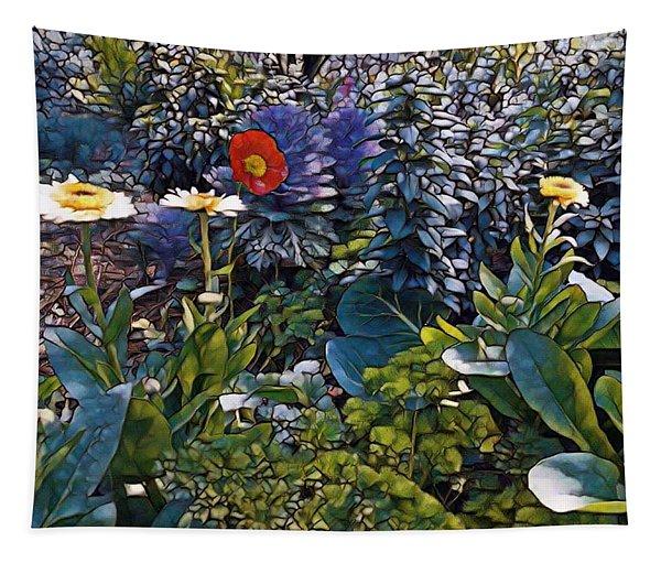 Sprint Into Spring Tapestry