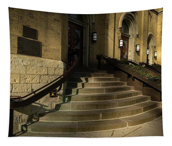 St Pete's Catholic Church Tapestry