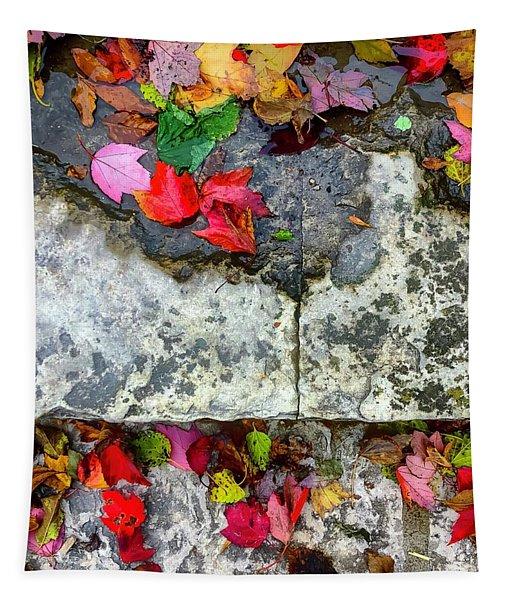 Stone, Steps Showily Seasoned Tapestry