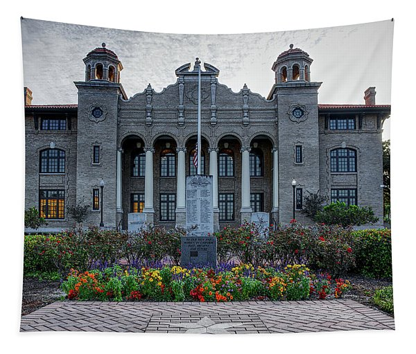 Sumter County Courthouse II Tapestry