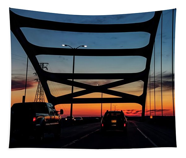 Taillights Tapestry