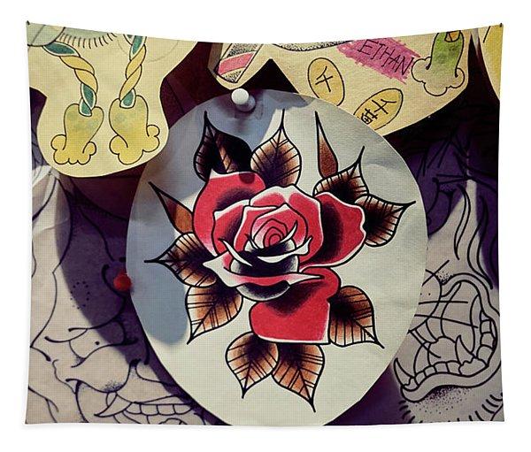 Tattoo Tapestry