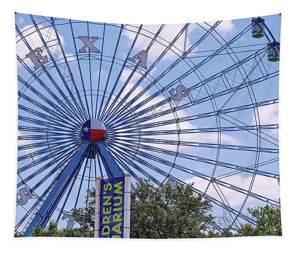 Texas Star Fair Park Dallas Texas 080319 Tapestry