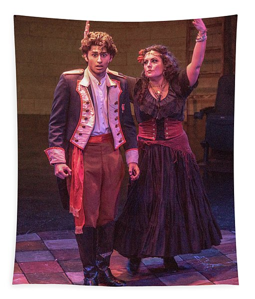 The Bad Brother And The Gypsy Tapestry