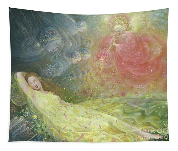 The Dream Of Venus Tapestry