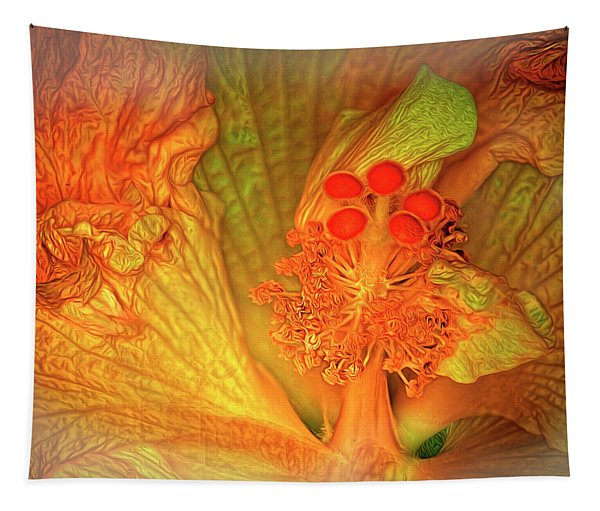 The Hibiscus Tapestry